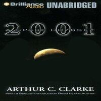📚 2001: A Space Odyssey (Space Odyssey Book 1) by Arthur C. Clarke (1968) ★★★★★
