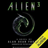 📚 Alien 3 by Alan Dean Foster (1992) ★★★☆☆