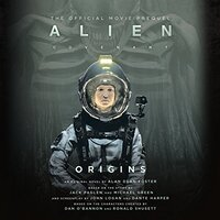 📚 Alien: Covenant Origins by Alan Dean Foster (2017) ★★★☆☆