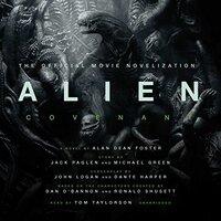📚 Alien: Covenant by Alan Dean Foster (2017) ★★★☆☆