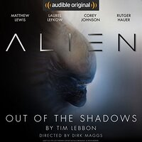 📚 Alien: Out of the Shadows by Tim Lebbon (2013) ★★★☆☆