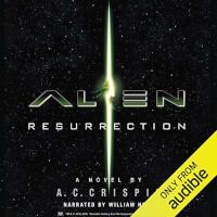 📚 Alien Resurrection by A.C. Crispin (1997) ★★★☆☆