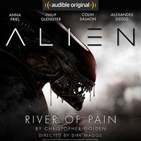 📚 Alien: River of Pain by Christopher Golden (2014) ★★★☆☆