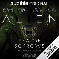 📚 Alien: Sea of Sorrows by James A. Moore (2014) ★★★☆☆