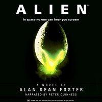 📚 Alien by Alan Dean Foster (1979) ★★★★☆