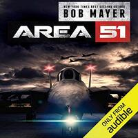 📚 Area 51 (Area 51 Book 1) by Robert Doherty (1997) ★★★☆☆