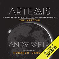📚 Artemis by Andy Weir (2017) ★★★★☆