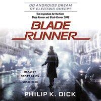 📚 Blade Runner (Blade Runner Book 1) by Philip K. Dick (1968) ★★★★☆