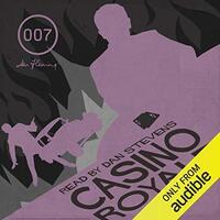 📚 Casino Royale (James Bond Book 1) by Ian Fleming (1953) ★★★☆☆