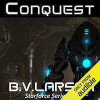 📚 Conquest (Star Force Book 4) by B.V. Larson (2011) ★★★★☆