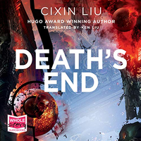 📚 Death's End (Remembrance of Earth's Past Book 3) by Liu Cixin (2010) ★★★★☆
