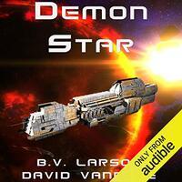 📚 Demon Star (Star Force Book 12) by B.V. Larson and David VanDyke (2015) ★★★★☆