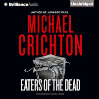 📚 Eaters of the Dead by Michael Crichton (1976) ★★★☆☆
