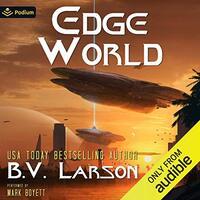 📚 Edge World (Undying Mercenaries Book 14) by B.V. Larson (2020) ★★★★☆