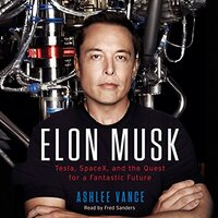 📚 Elon Musk by Ashlee Vance (2015) ★★★★☆