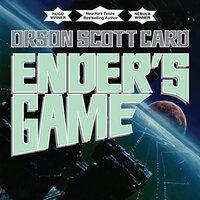 📚 Ender's Game (Ender's Saga Book 1) by Orson Scott Card (1985) ★★★★★