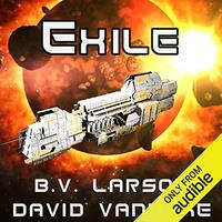 📚 Exile (Star Force Book 11) by B.V. Larson and David VanDyke (2014) ★★★★☆