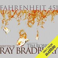📚 Fahrenheit 451 by Ray Bradbury (1953) ★★★★☆