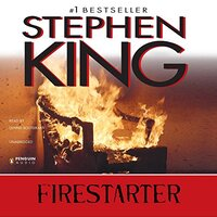 📚 Firestarter by Stephen King (1980) ★★★★☆