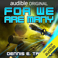 📚 For We Are Many (Bobiverse Book 2) by Dennis E. Taylor (2017) ★★★★☆