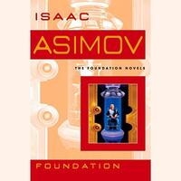 📚 Foundation (Foundation Book 1) by Isaac Asimov (1951) ★★★★☆