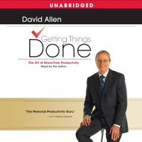 📚 Getting Things Done by David Allen (2001) ★★★★★