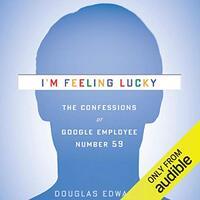 📚 I'm Feeling Lucky by Douglas Edwards (2011) ★★★☆☆