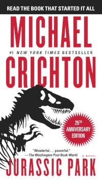 📚 Jurassic Park (Jurassic Park Book 1) by Michael Crichton (1990) ★★★★★