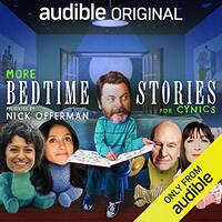 📚 More Bedtime Stories for Cynics by Dave Hill (2019) ★★☆☆☆