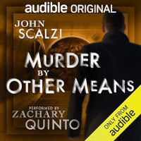 📚 Murder by Other Means (The Dispatcher Book 2) by John Scalzi (2020) ★★★☆☆