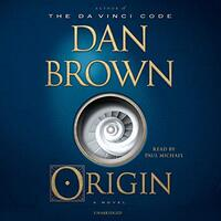 📚 Origin (Robert Langdon Book 5) by Dan Brown (2017) ★★★★☆