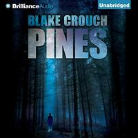 📚 Pines (Wayward Pines Book 1) by Blake Crouch (2012) ★★★★☆