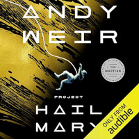 📚 Project Hail Mary by Andy Weir (2021) ★★★★☆