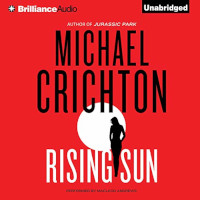 📚 Rising Sun by Michael Crichton (1992) ★★★★☆