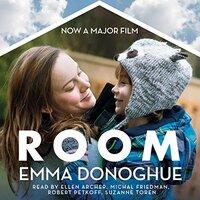 📚 Room by Emma Donoghue (2010) ★★★★☆