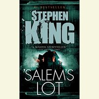 📚 'Salem's Lot by Stephen King (1975) ★★★★☆