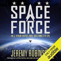 📚 Space Force by Jeremy Robinson (2018) ★★★☆☆