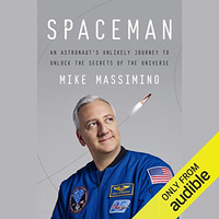 📚 Spaceman by Mike Massimino (2016) ★★★★☆