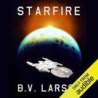 📚 Starfire by B.V. Larson (2014) ★★★☆☆