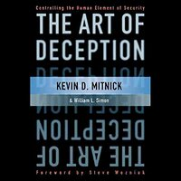📚 The Art of Deception by Kevin Mitnick (2001) ★★★☆☆