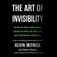 📚 The Art of Invisibility by Kevin Mitnick (2017) ★★★★☆