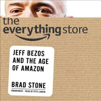 📚 The Everything Store Mistfall by Brad Stone (2013) ★★★★☆