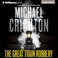 📚 The Great Train Robbery by Michael Crichton (1975) ★★★☆☆