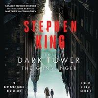 📚 The Gunslinger (The Dark Tower Book 1) by Stephen King (1982) ★★★★☆