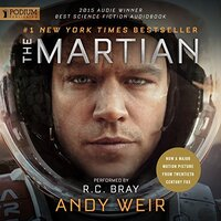 📚 The Martian (The Martian Book 1) by Andy Weir (2012) ★★★★☆
