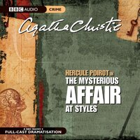 📚 The Mysterious Affair at Styles (Hercule Poirot Book 1) by Agatha Christie (1920) ★★★☆☆