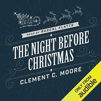 📚 The Night Before Christmas by Clement C. Moore (1823) ★★★☆☆