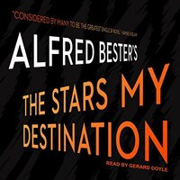 📚 The Stars My Destination by Alfred Bester (1955) ★★★☆☆