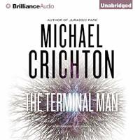 📚 The Terminal Man by Michael Crichton (1972) ★★★☆☆