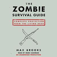 📚 The Zombie Survival Guide by Max Brooks (2003) ★★★☆☆
